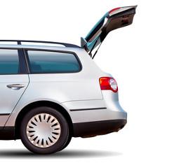 nachr sten einer automatischen heckklappe an ihrem auto. Black Bedroom Furniture Sets. Home Design Ideas